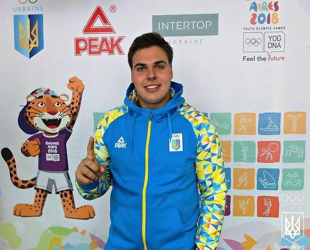 Кохан понесе прапор України на відкритті юнацької Олімпіади / noc-ukr.org