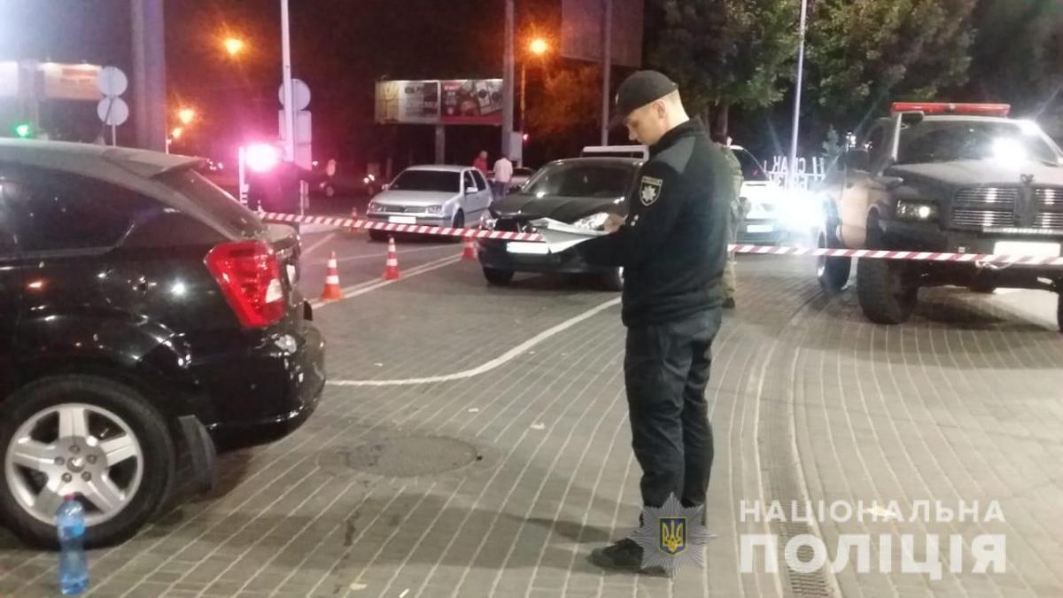 "У ВО ""Автомайдан"" прокоментували напад на активіста / фото od.npu.gov.ua"
