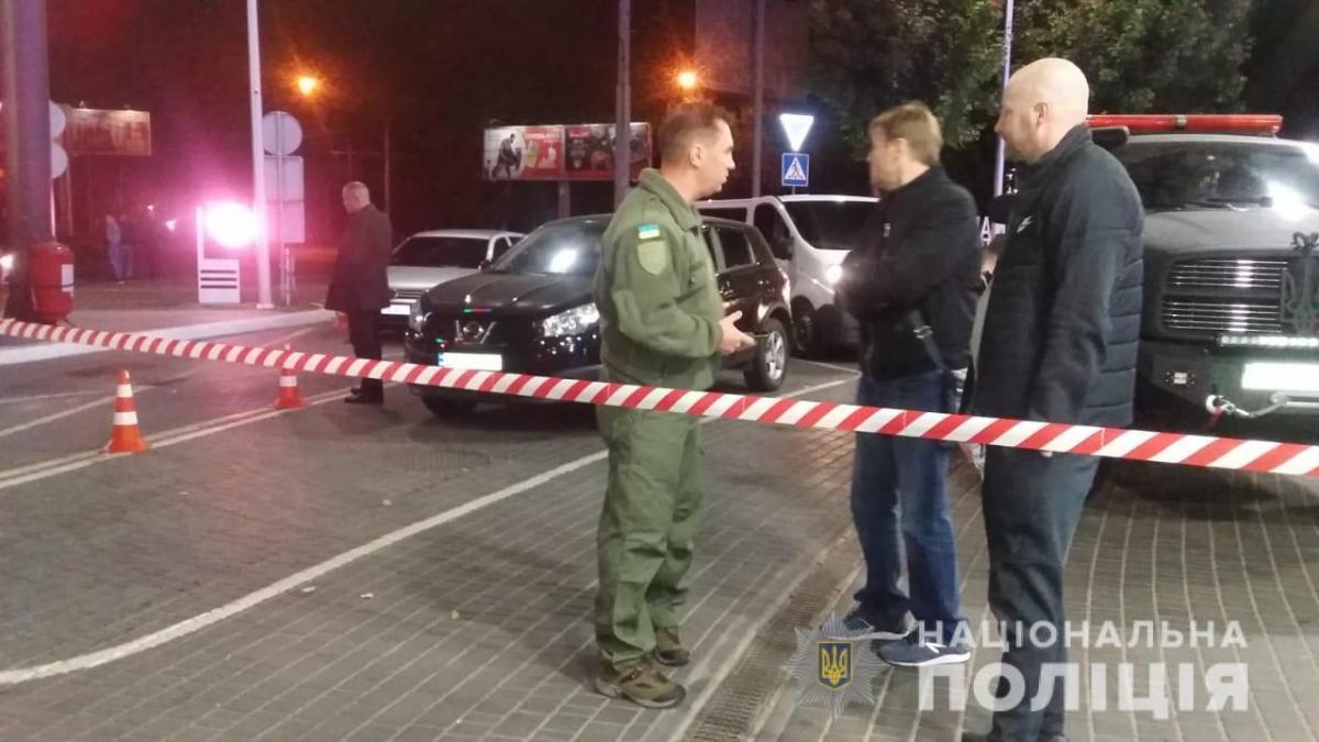 На даний час тривають невідкладні слідчі дії / фото od.npu.gov.ua