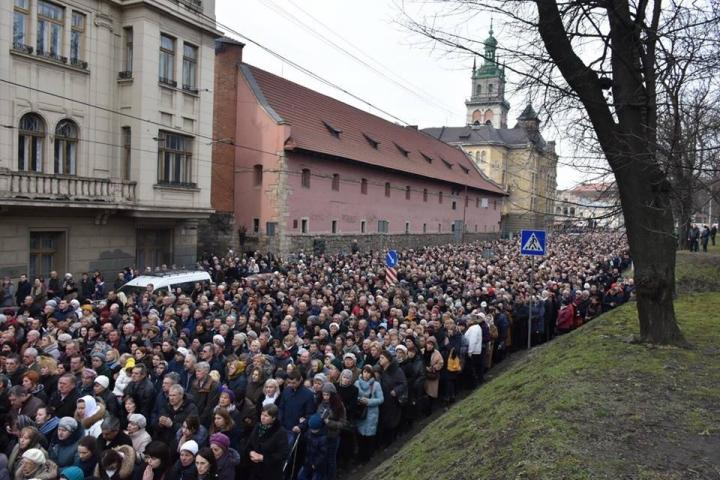 Завтра во Львове будет затруднено движение / zik.ua