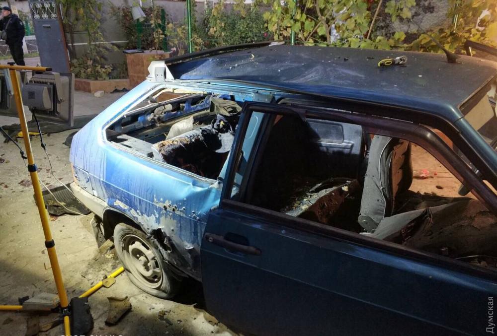 В Одеській області підірвали авто секретаря ради ОТГ / Думская