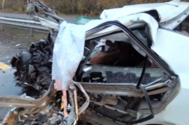 Вантажівка Ані Лорак потрапилау страшну ДТП вРосії / kazan.aif.ru