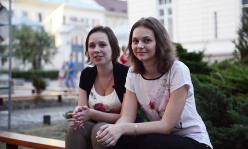 Мария и Анна Музычук / Forbes Ukraine