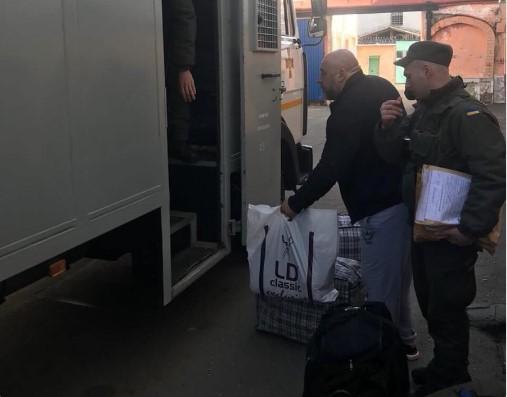 Крисіна таки повернуть до слідчого ізолятора Києва / фото Лариса Сарган, Twitter