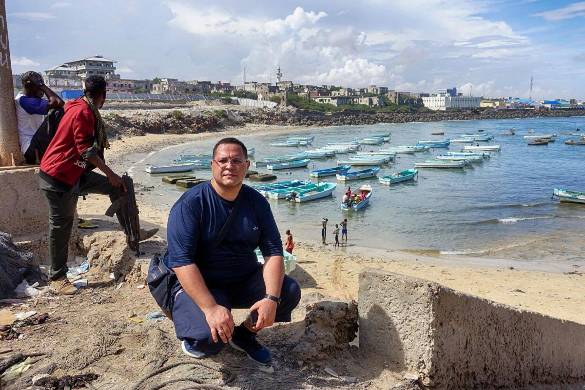 Я бы с удовольствием еще в Сомали съездил/ фото Facebook Константина Симоненко
