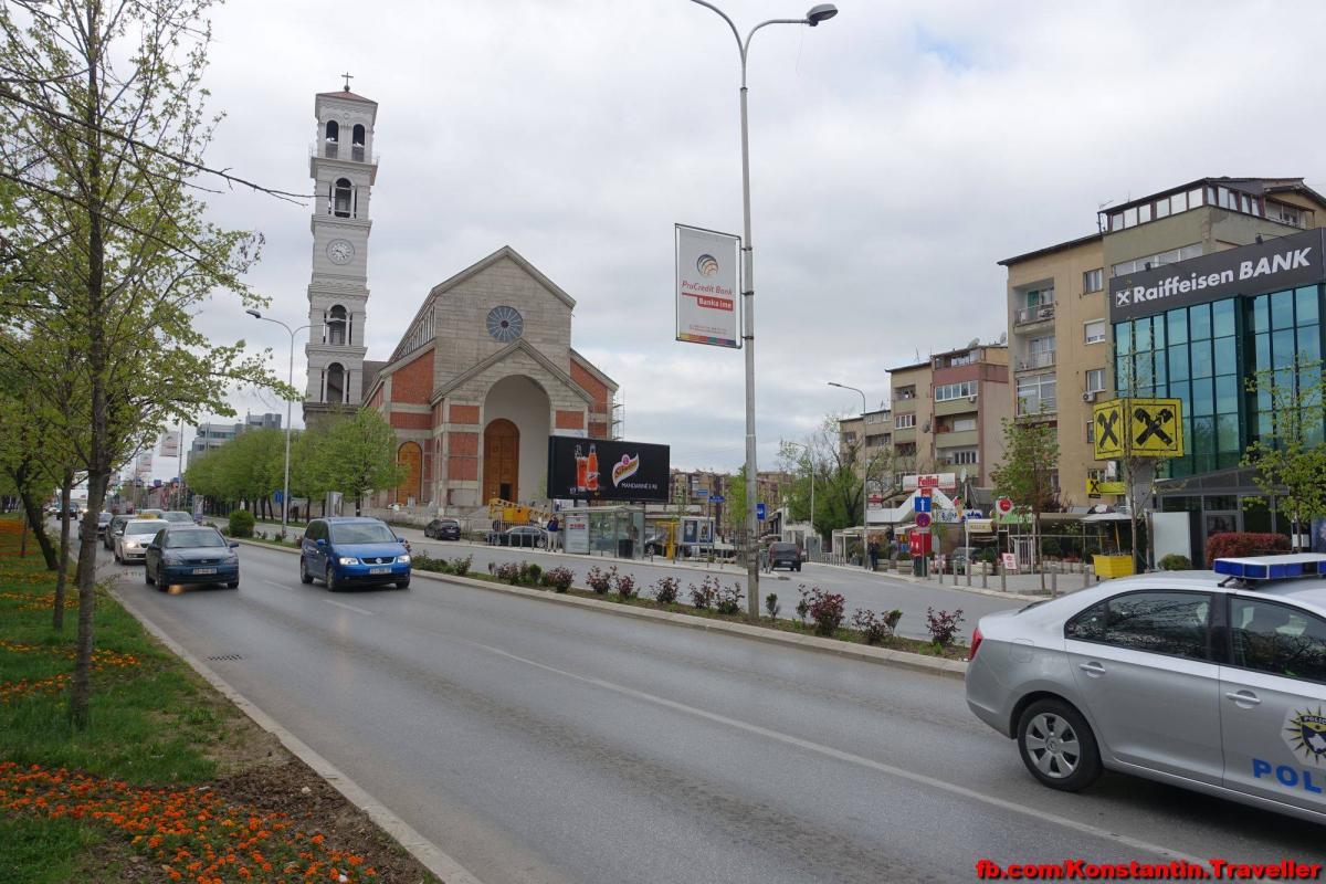 Косово, на удивление, приятная страна, убежден путешественник/ фото Facebook Константина Симоненко