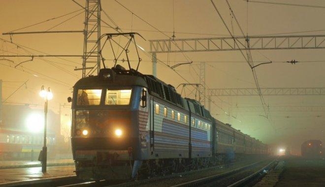 Поезд смертельно травмировал 24-летнего иностранца / фото ЦТС