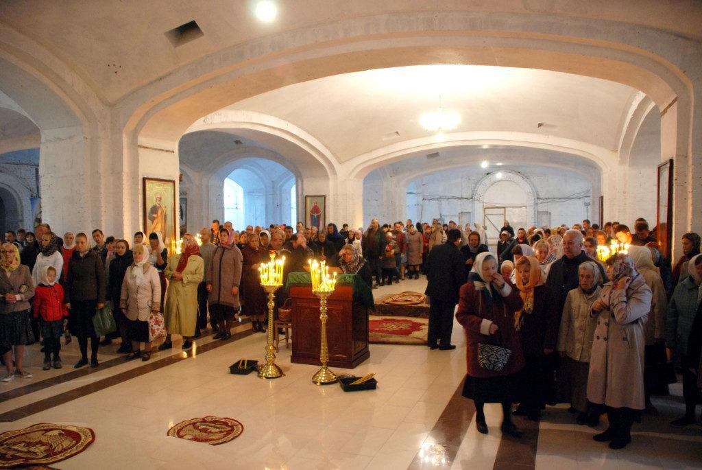 Свято-Андреевский храм / volyn.church.ua