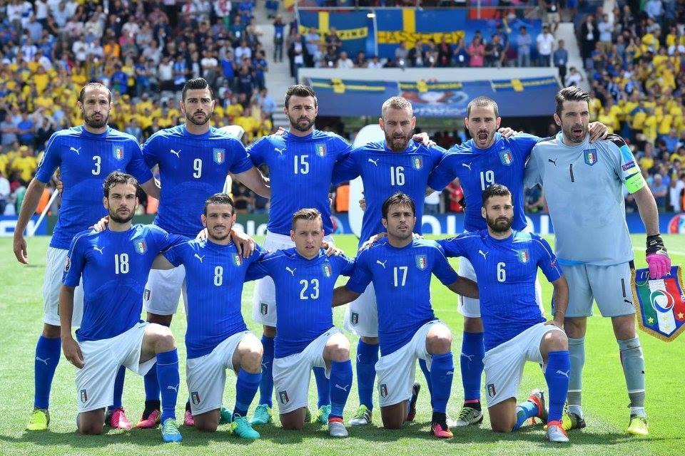 Сборная Италии сыграет со сборной Украины 10 октября / FIGC