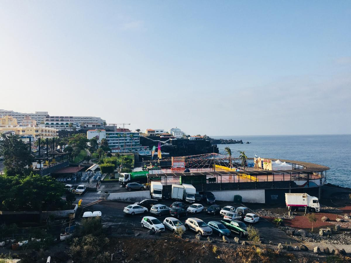 На пути к острову Тенерифе / Фото Вероника Кордон