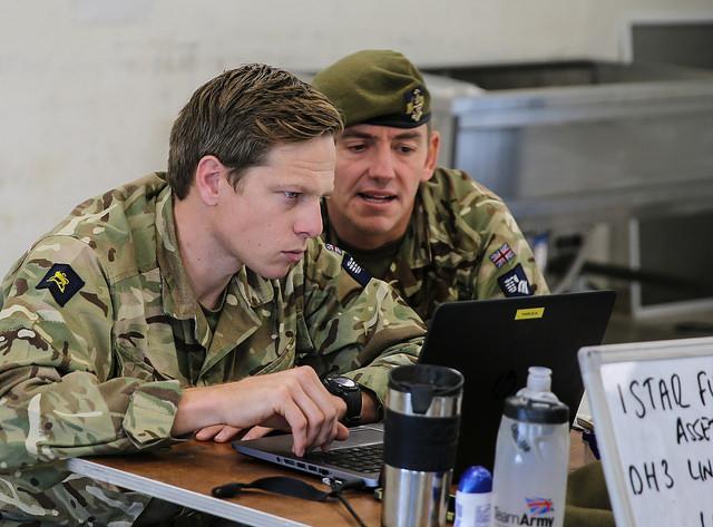 Украина рассматривает возможность размещения британскихдесантников / фото Flickr,7th Army Training Command Follow