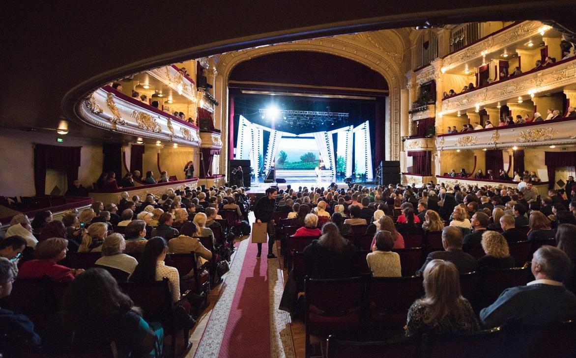 В Киеве открыли XVI Международный фестиваль православного кино «Покров» / news.church.ua