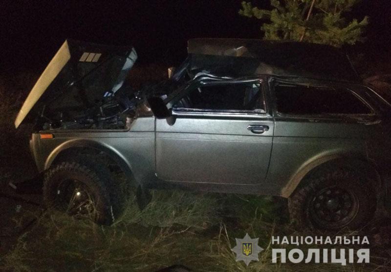 Син лиманського міського голови загинув в аварії / ГУ Нацполіції в Донецькій області
