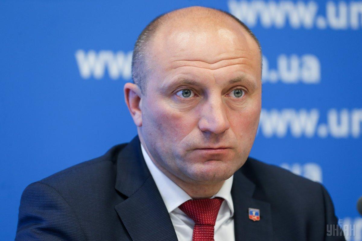 4 жовтня міському голові Черкас Анатолію Бондаренку було оголошено про підозру / фото УНІАН