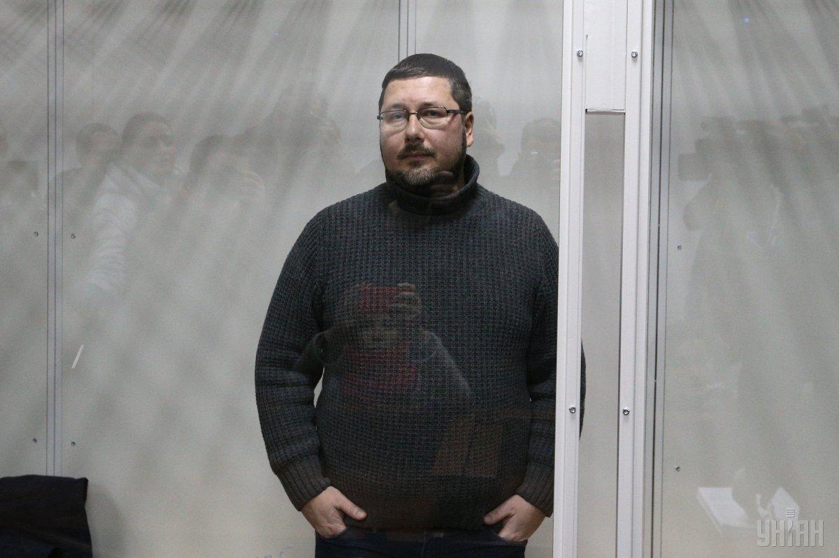 Ежов уже отсидел определенный срок / фото УНИАН