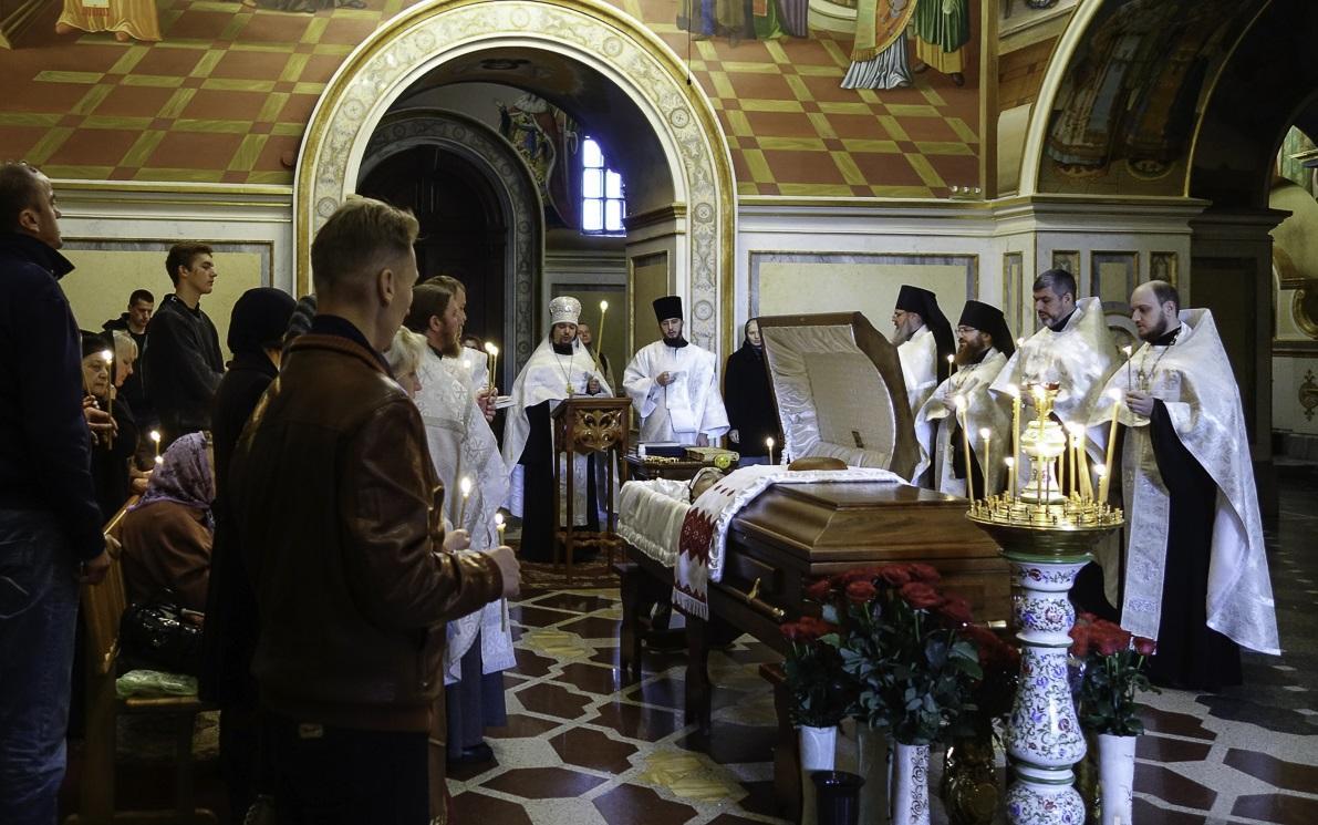 Григорій Хижняк помер на 45-му році життя / lavra.ua