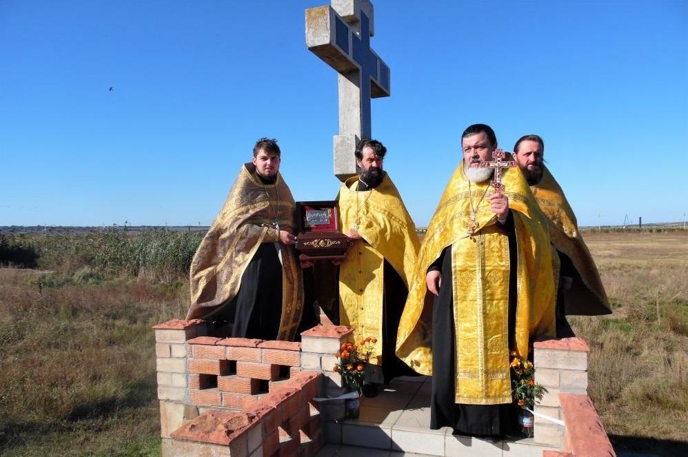 На Одесчине православные прошли 10 км с молитвой о мире в Украине / eparhiya.od.ua