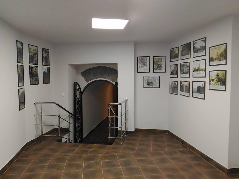 Сейчас на месте бывшей церкви оборудована музейная комната/ facebook.com/kremencnap