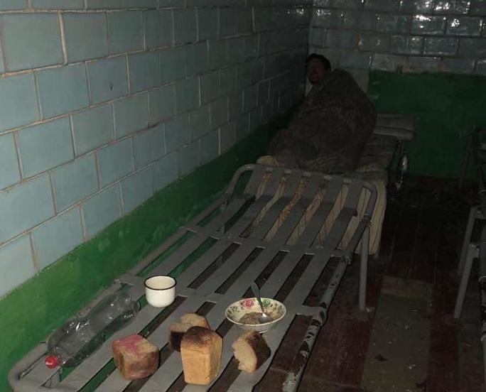 Засудженого тримали в нелюдських умовах / фото gp.gov.ua