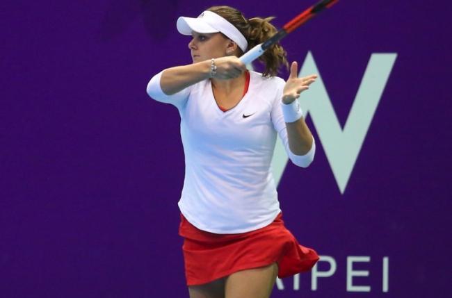 Козлова прекратила борьбу в матче на турнире в Китае после 37 минут борьбы / btu.org.ua