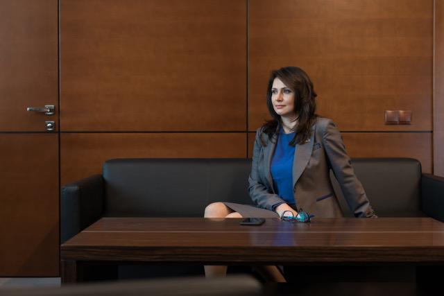 22 листопада Рада призначила Ірину Фріз міністром у справах ветеранів / фото прес-службиполітика