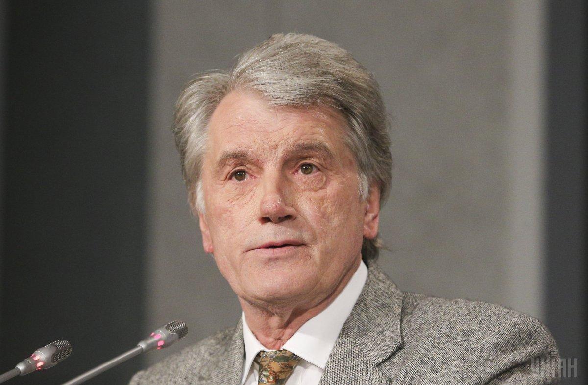 Всерьез о смене президентской прописки заговорил в 2004 году третий президент Виктор Ющенко / фото УНИАН