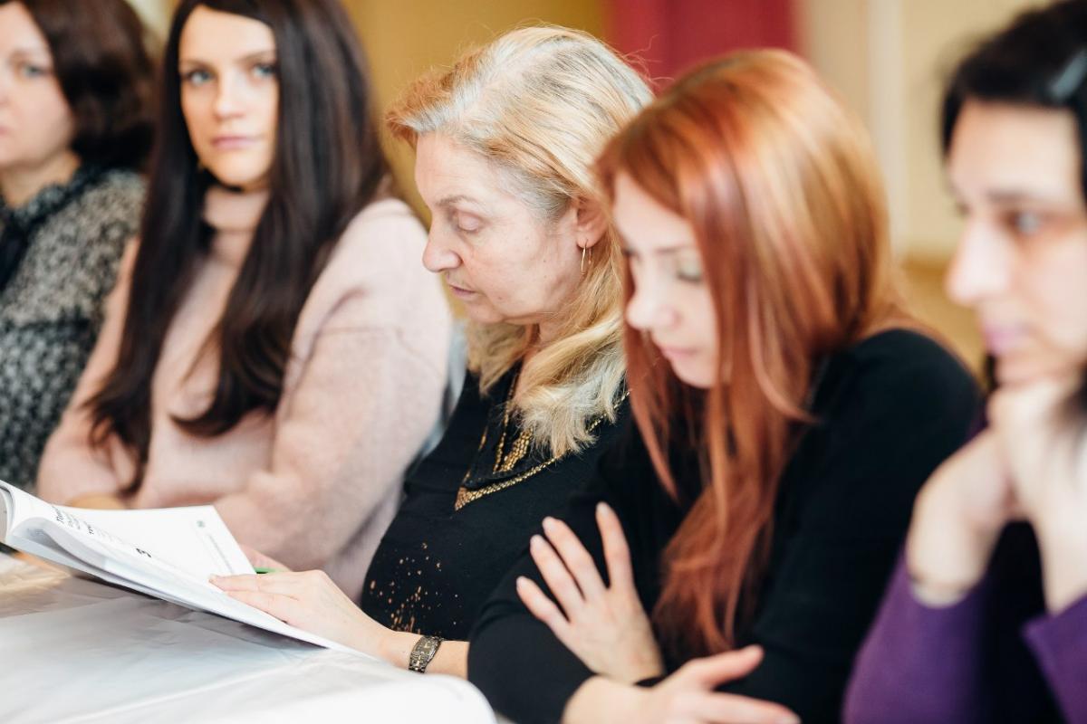 В Днепре объявлен набор на занятия по изучению Торы для женщин / news.jeps.ru