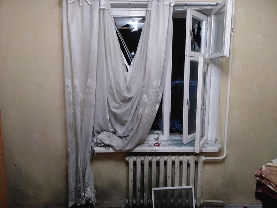 Поліція розслідує вибух у квартирі Мазура як замах / фото Facebook