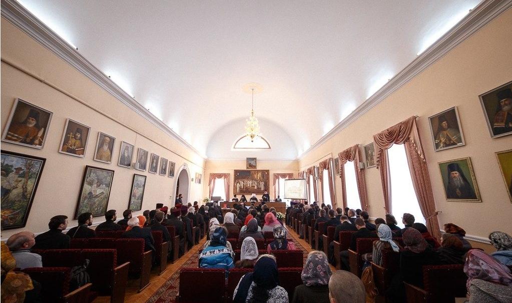 Международная конференция в Харькове / фото Харьковской епархии УПЦ