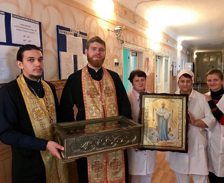 У Кропивницькийприбули святині / orthodox-kr.org.ua