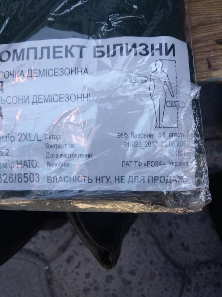 Товар у продавця вилучили \ НД Дніпро