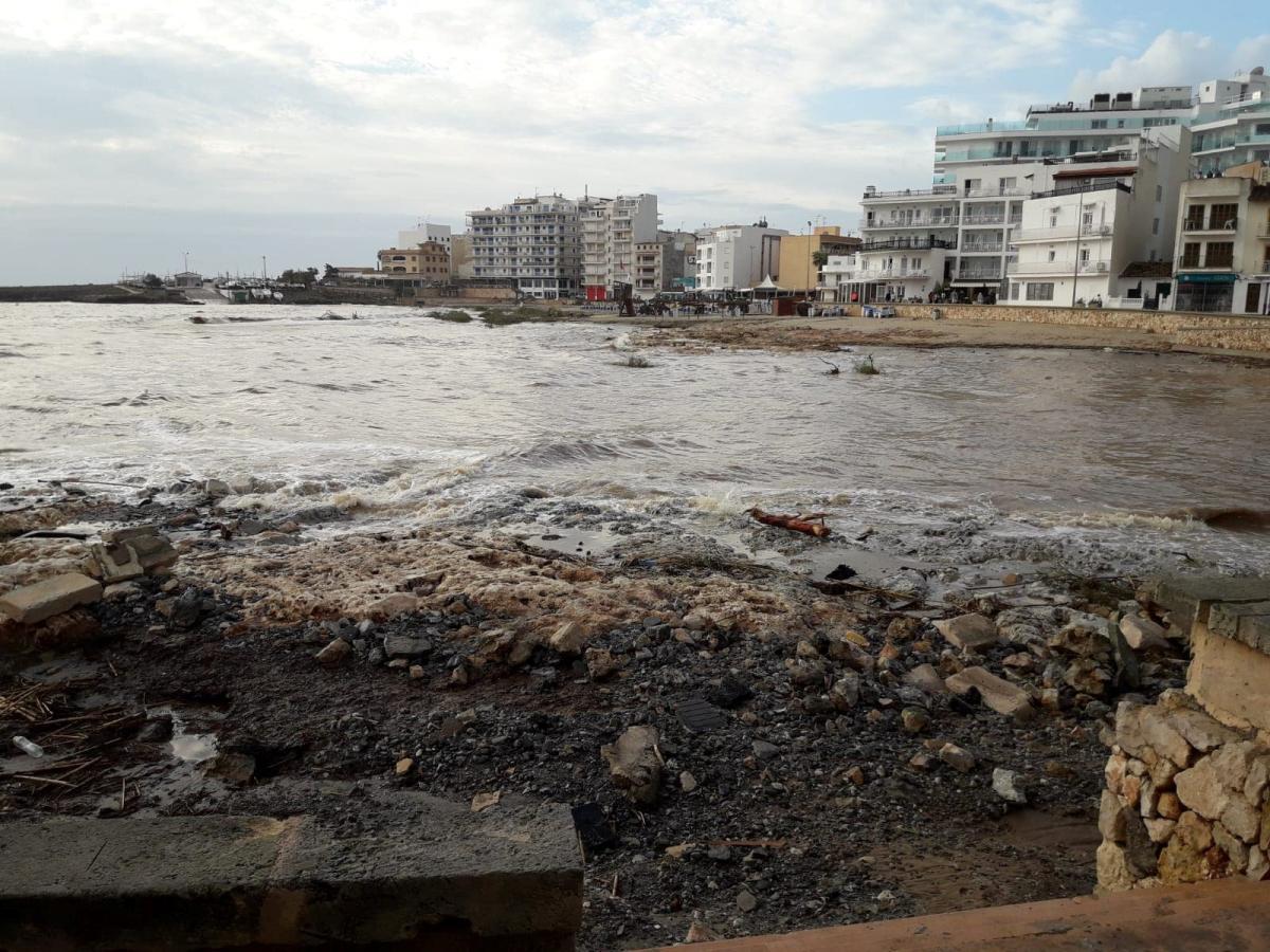 Мальорка пострадала от наводнения / REUTERS