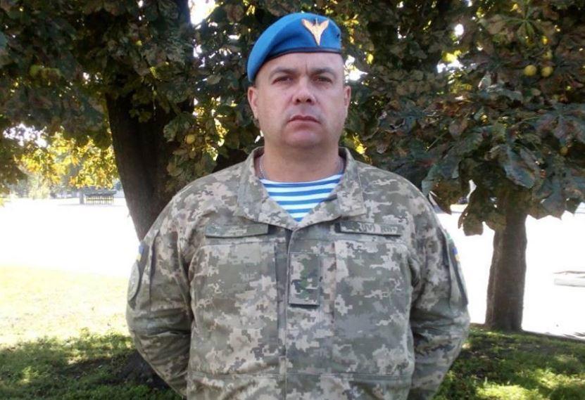 Учасник АТО помер 8 жовтня / фото Цензор.НЕМАЄ