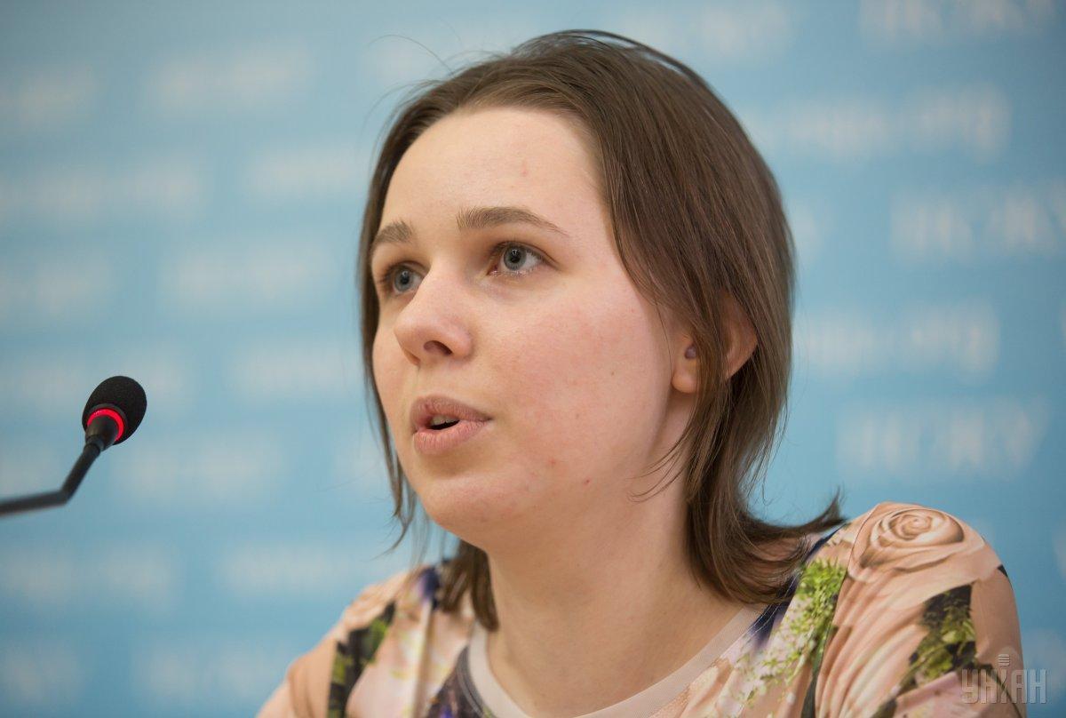 Мария Музычук заняла 3-е место в общем зачете / фото УНИАН