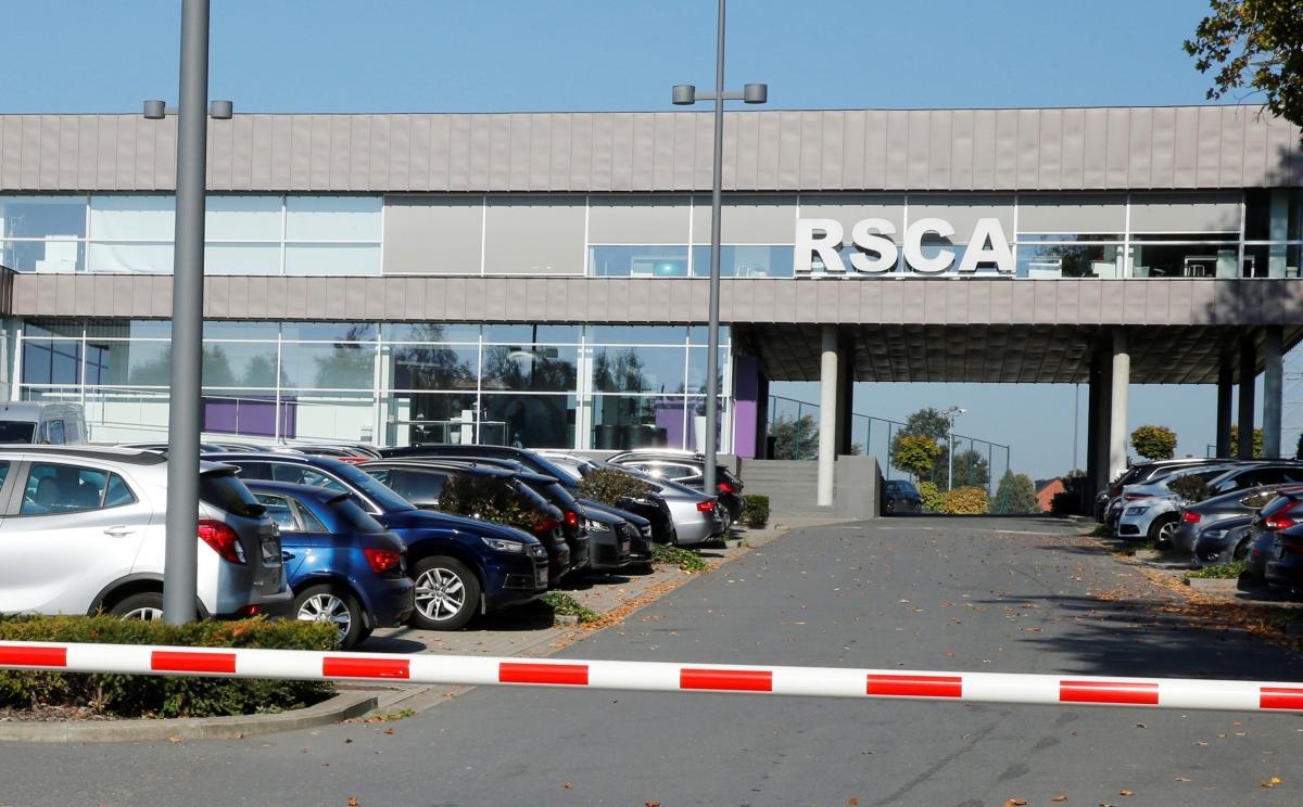 Тренерский центр Андерлехта обыскивается бельгийской полицией / Reuters
