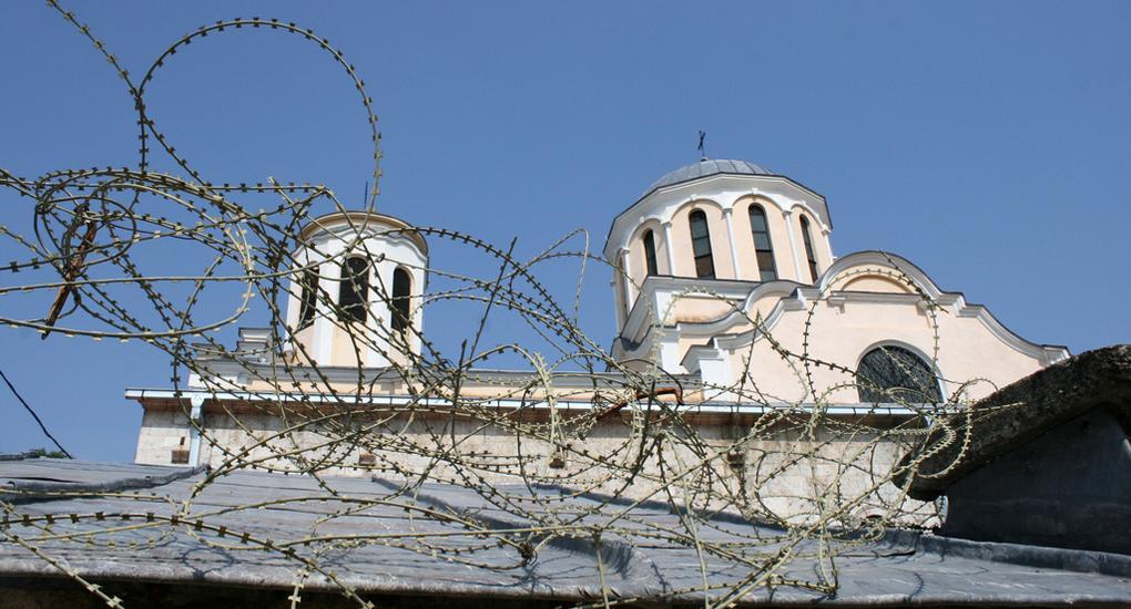 Православні храми, які знаходяться на території Косово,часто піддаються актам вандалізму / foma.ru