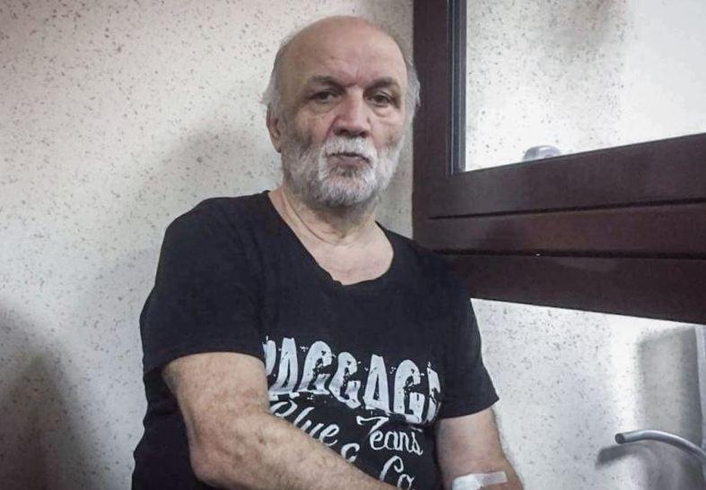 Чапуха звільнили з СІЗО через критичний стан здоров'я \ фото радіо Свобода