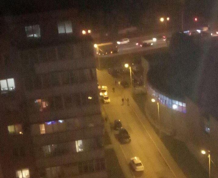 У центрі Харкова сталася стрілянина / фото Facebook, UA: Харків