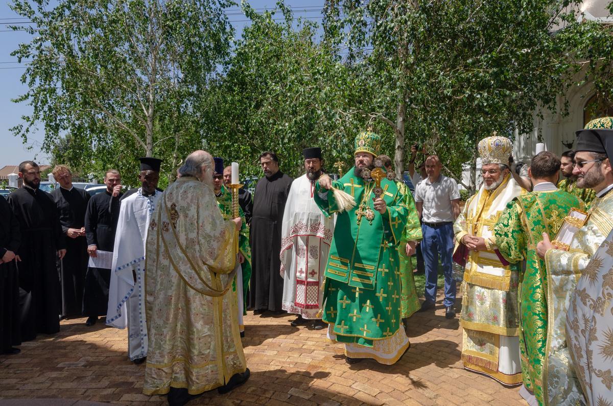 В Йоханнесбурге отметили 20-летие русского православного прихода в ЮАР / st-sergius.info