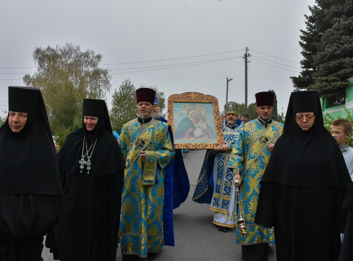 Православные Винниччины почтили Браиловскую икону Божьей Матери / orthodox.vinnica.ua
