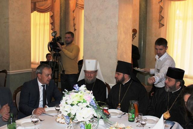 Духовное мероприятие объединило представителей различных религиозных конфессий / rv.gov.ua