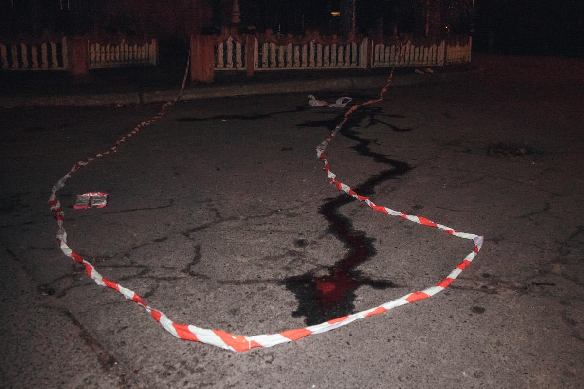 В Киеве на Борщаговке произошло убийство / фото Сергей Бумер / Информатор