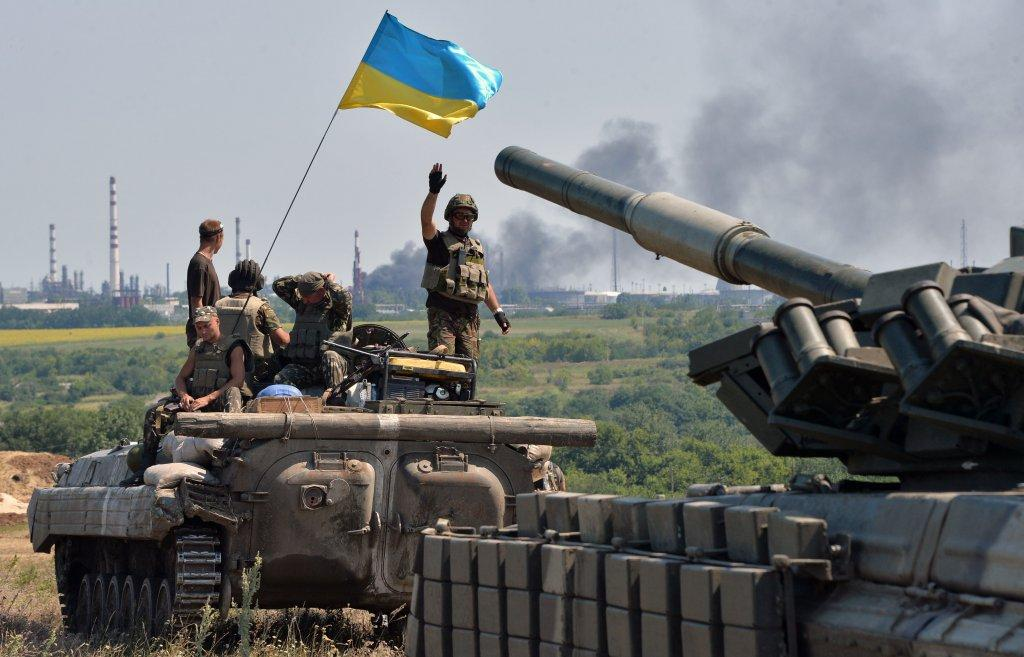 Ukraine is celebrating Defender Day on October 14