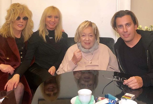 Пугачева и Галкин сходили вместе в театр / Instagram Максим Галкин