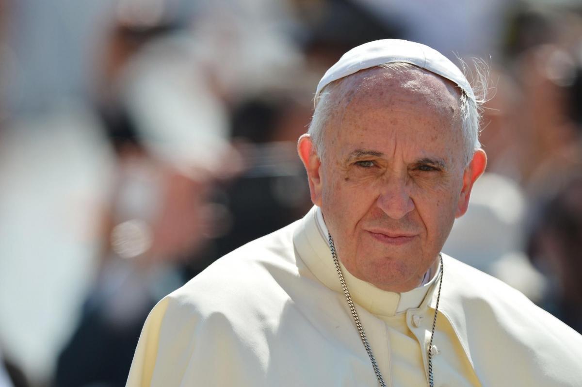 Папа Римский / guardian.ge