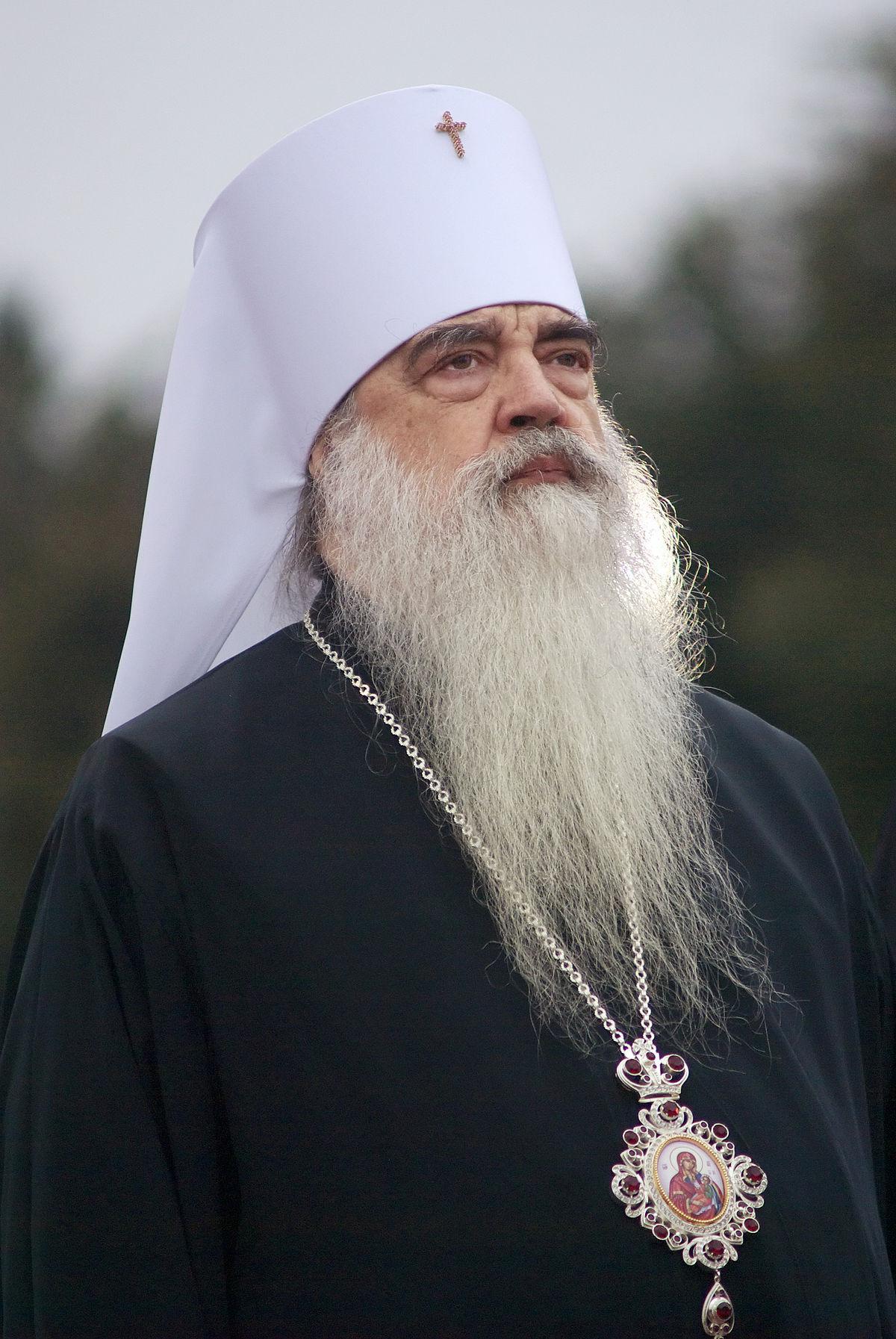 Митрополит Филарет (Вахромеев) / ru.wikipedia.org
