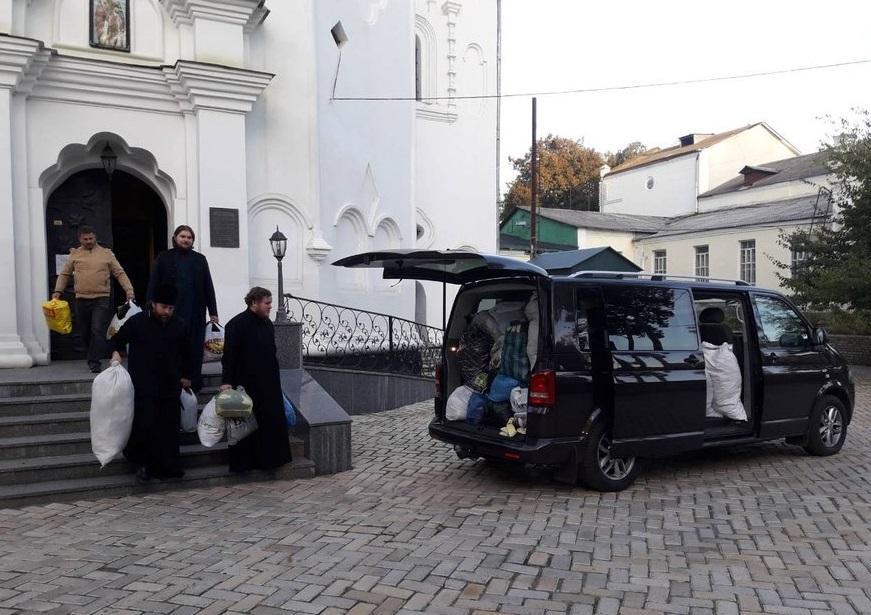 Во всех епархиях УПЦ объявлен сбор помощи пострадавшим от аварии в Ичне / orthodox.cn.ua/