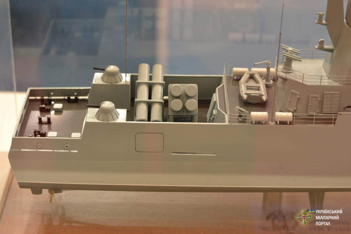 Проект ракетного катера для ВМС ВС Украины / Украинский милитаристский портал