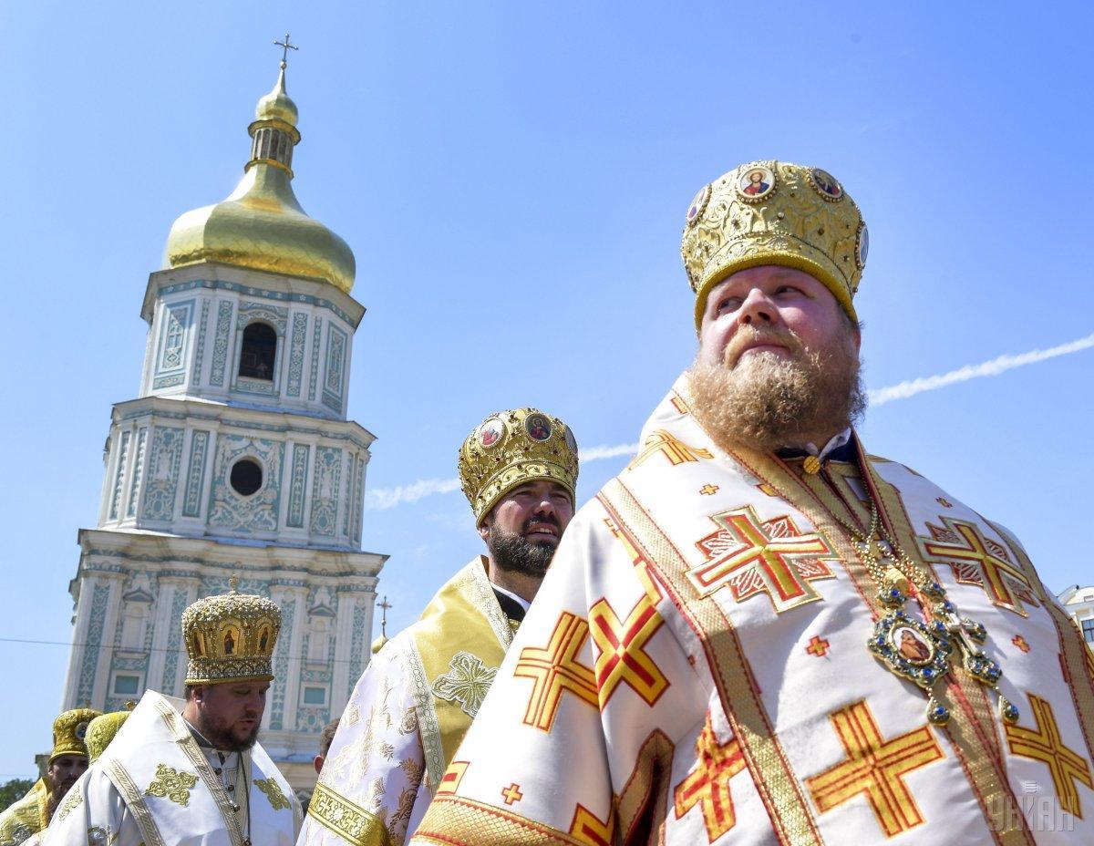 Ожидается официальное объявление от Священного Синода / фото УНИАН
