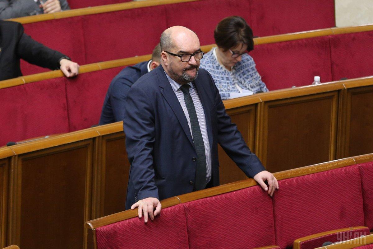 Брензович пожаловался на притеснения венгров Закарпатья со стороны Киева / фото УНИАН